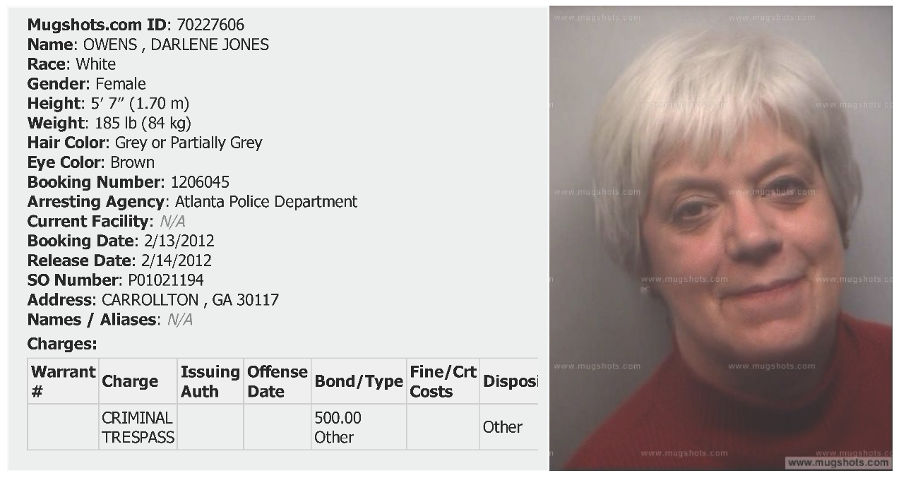 CloudFire - Us counties mugshots