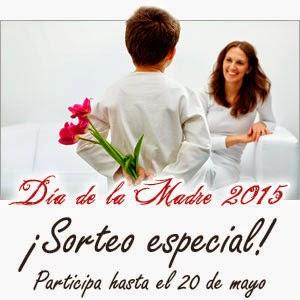 SORTEO Especial día de la Madre en cosmetik