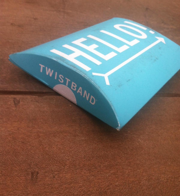 Twistband Monthly Hair Tie Subscription Box Review - September 2012