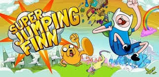 Download Super Jumping Finn Mod Apk 1.0.2