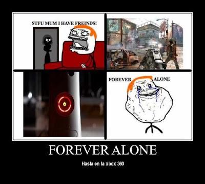 Gamer Forever Alone
