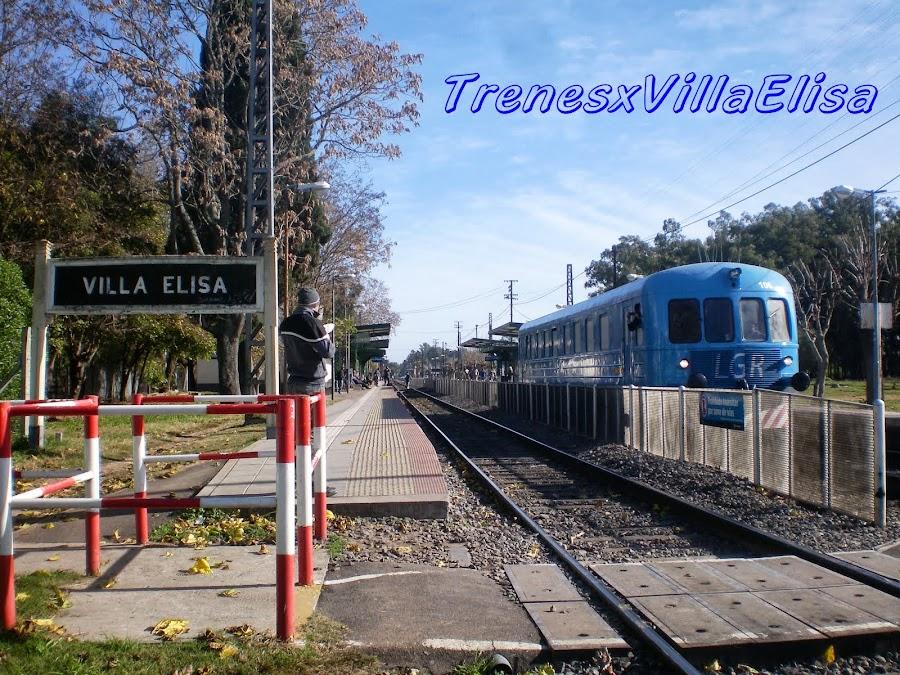 Trenes x Villa Elisa