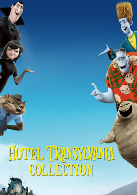 Hotel Transylvania Coleccion DVD R1 NTSC Latino