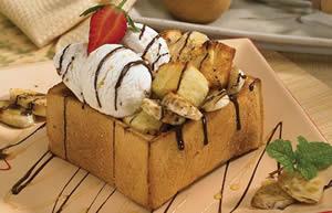 Peluang Usaha Kuliner Roti Es Krim