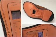 Sepatu Ponsel