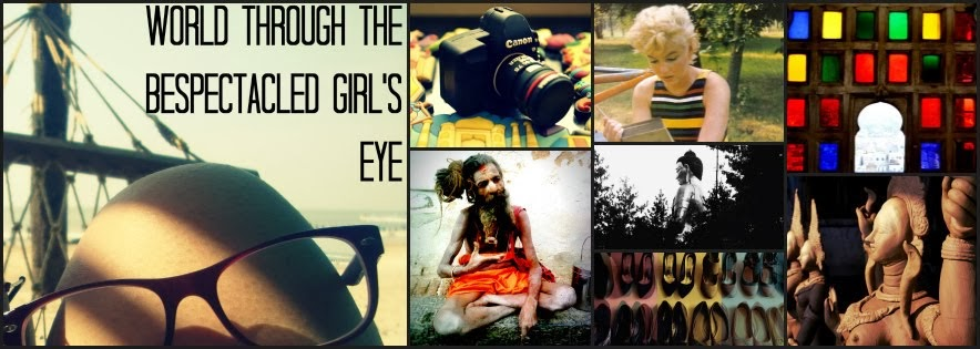 World Through the Bespectacled Girl's Eye