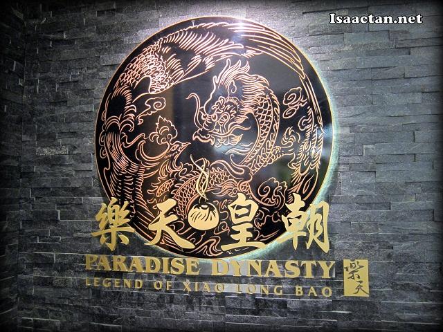 Paradise Dynasty Paradign Mall