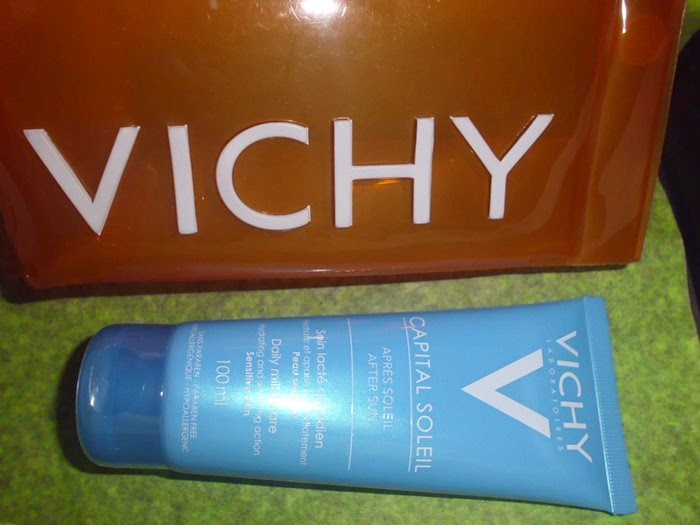 after sun capital soleil Vichy
