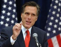 GOP candidate Mitt Romney