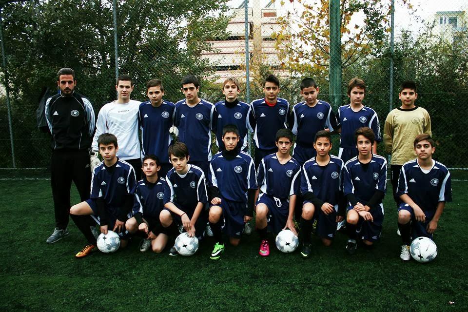 Παιδικό αγωνιστικό τμήμα 2013-14