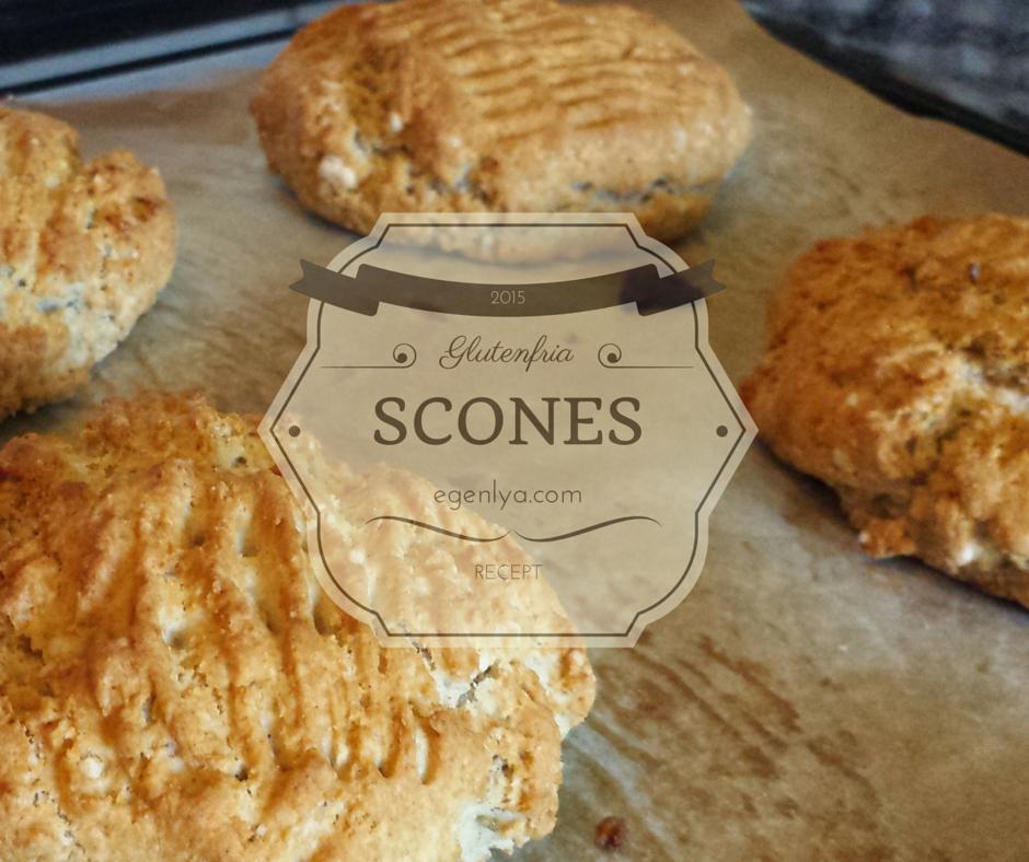 enkla scones recept