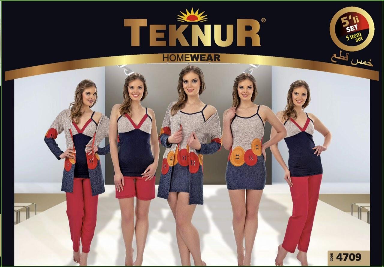 4709 Teknur Underwear