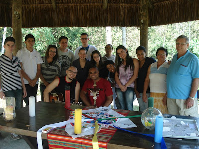 1º Encontro Diocesano da Juventude Missionária (EDJUM) na Diocese de São Miguel Paulista/SP