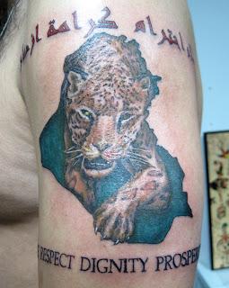 Iraqi+Leopard+Tattoo