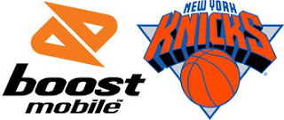 Boost Mobile partners with the New York Knicks and MSG Network for the 2010-11 season