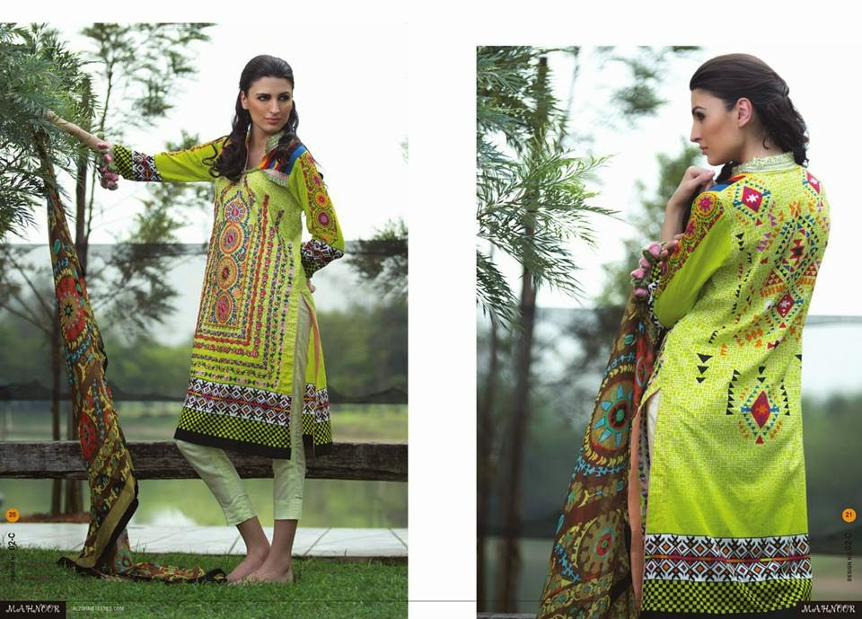 Summer lawn collection pakistan