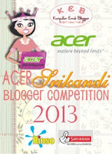 Lomba Blog SB 2013