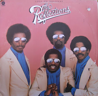 THE REFLECTIONS - LOVE ON DELIVERY (1975)