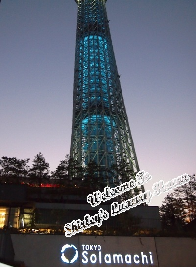 tokyo sky tree solamachi
