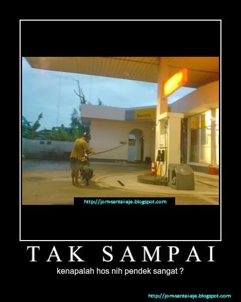 TAK SAMPAI