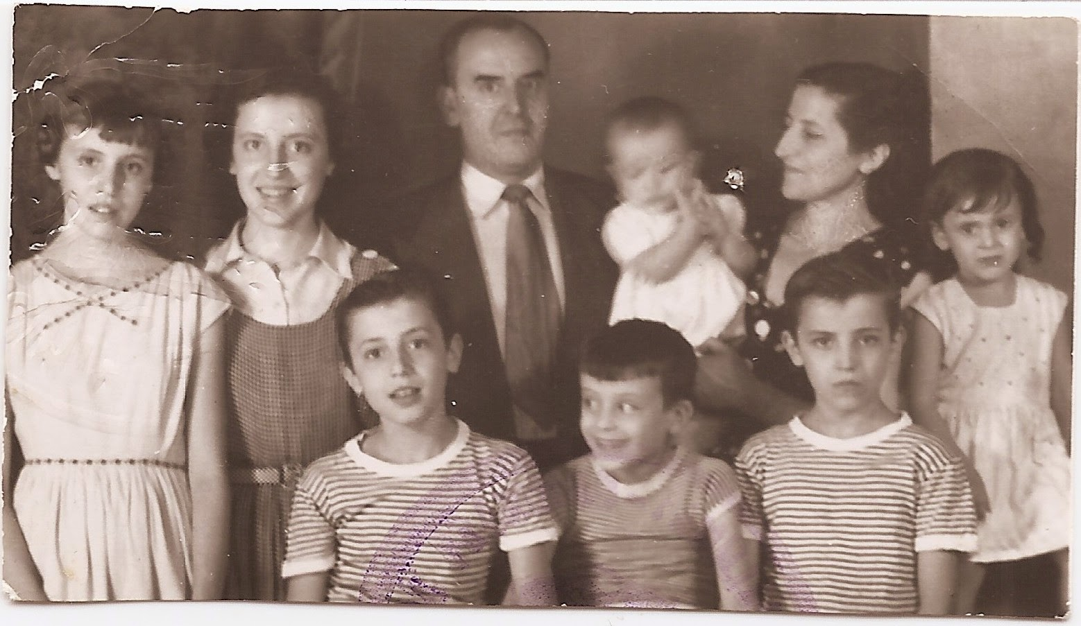 Familia para Amarneciendo