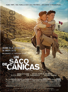 Un saco de canicas en Español Latino
