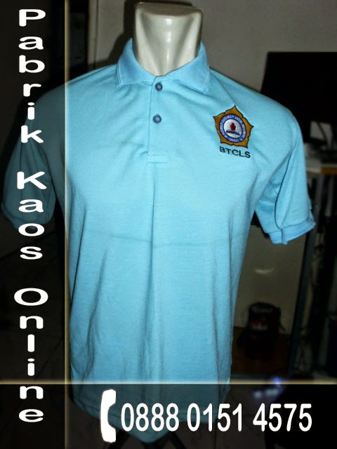 Supplier Kaos Promosi, Kaos Berkerah, Kaos Surabaya, Kaos Bola Murah