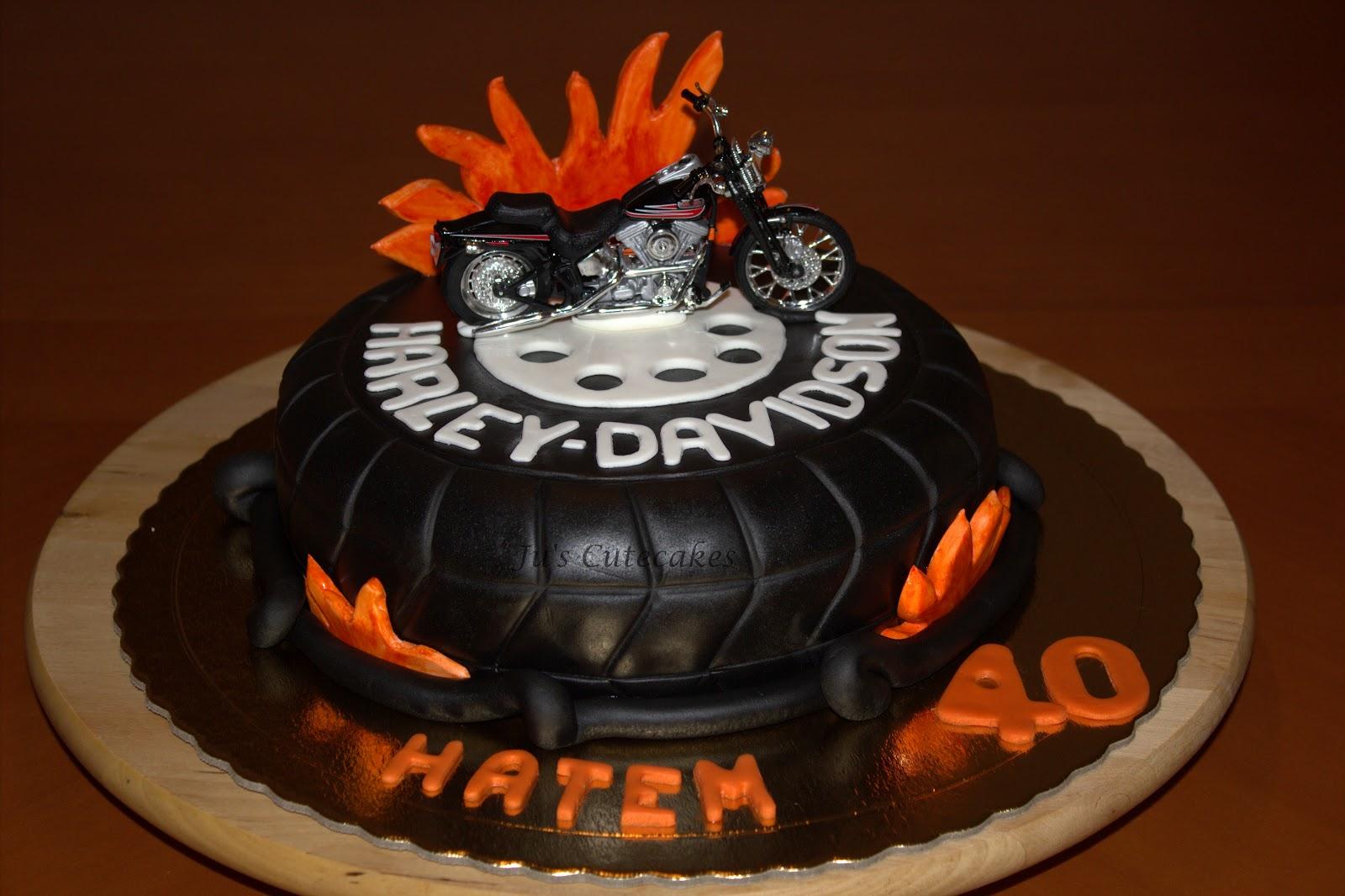 Gateau Moto Cake Ideas and Designs