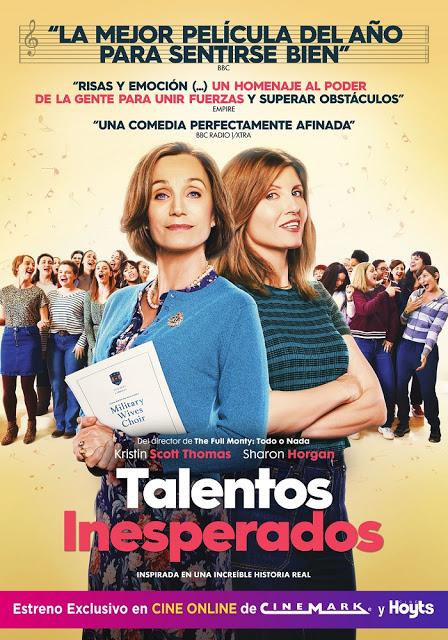 Talentos Inesperados - Cine online