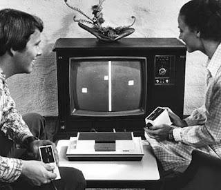 Videojuegos pioneros Magnavox%2BOdyssey%2B1972