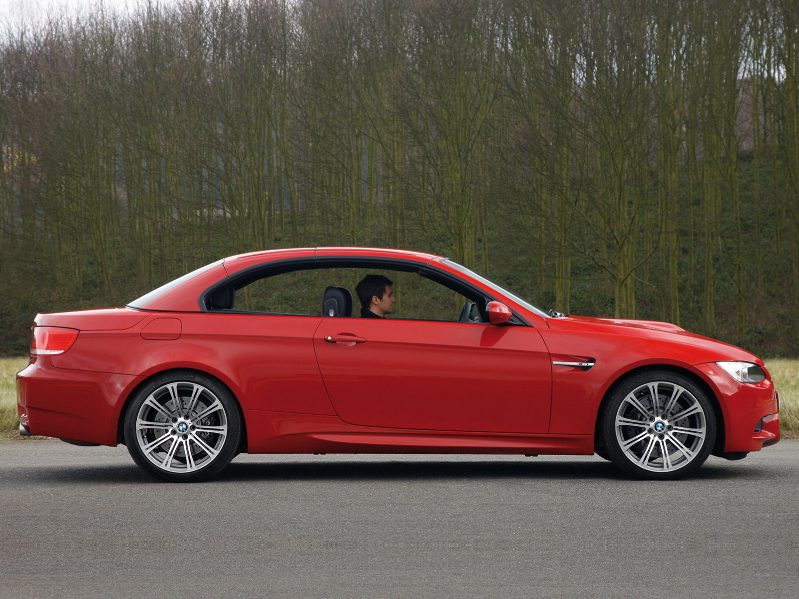 2009 BMW M3 Convertible UK Version wallpaper