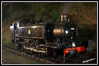 Severn Valley Railway SVR 0-6-0 Pannier Tank 1501