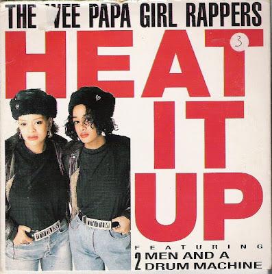 Wee Papa Girl Rappers – Heat It Up (CDS) (1988) (320 kbps)