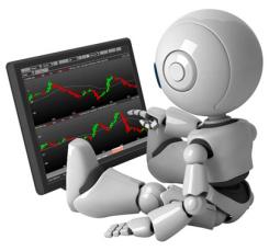 Robot chơi Forex