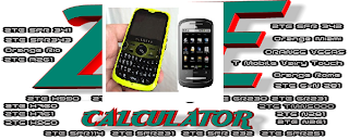Free zte calculator