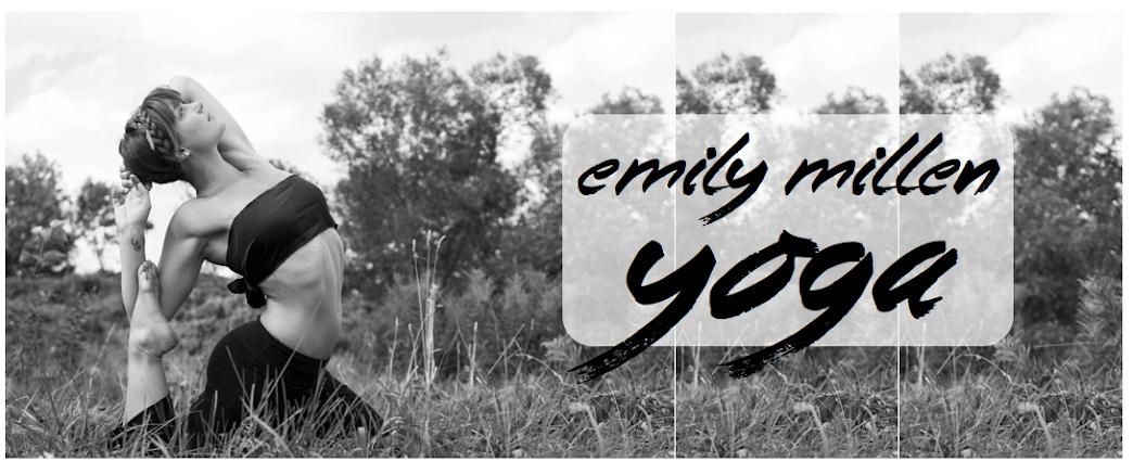Emily Millen Yoga