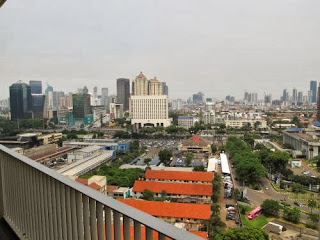 Sewa Apartemen Capital Residence Jakarta Pusat
