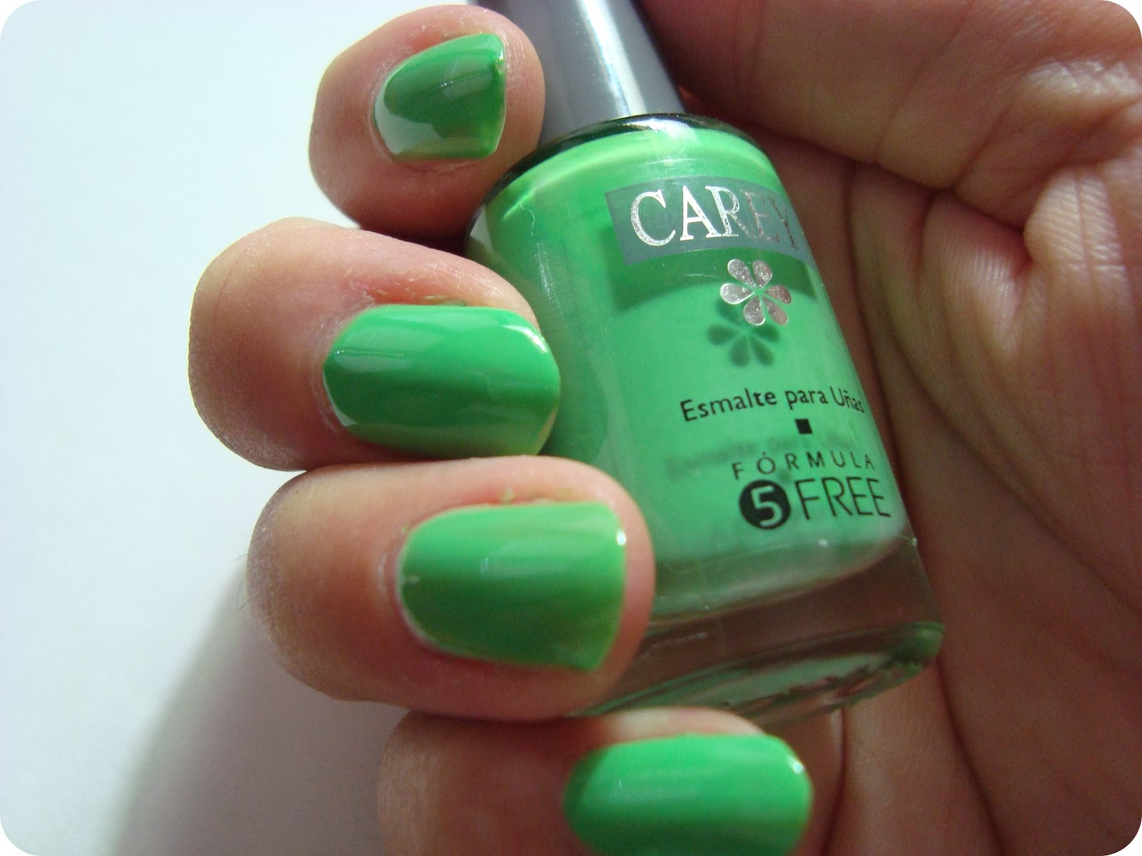 Perfecto Esmalte De Uñas Color Favorito Festooning - Ideas de Pintar ...