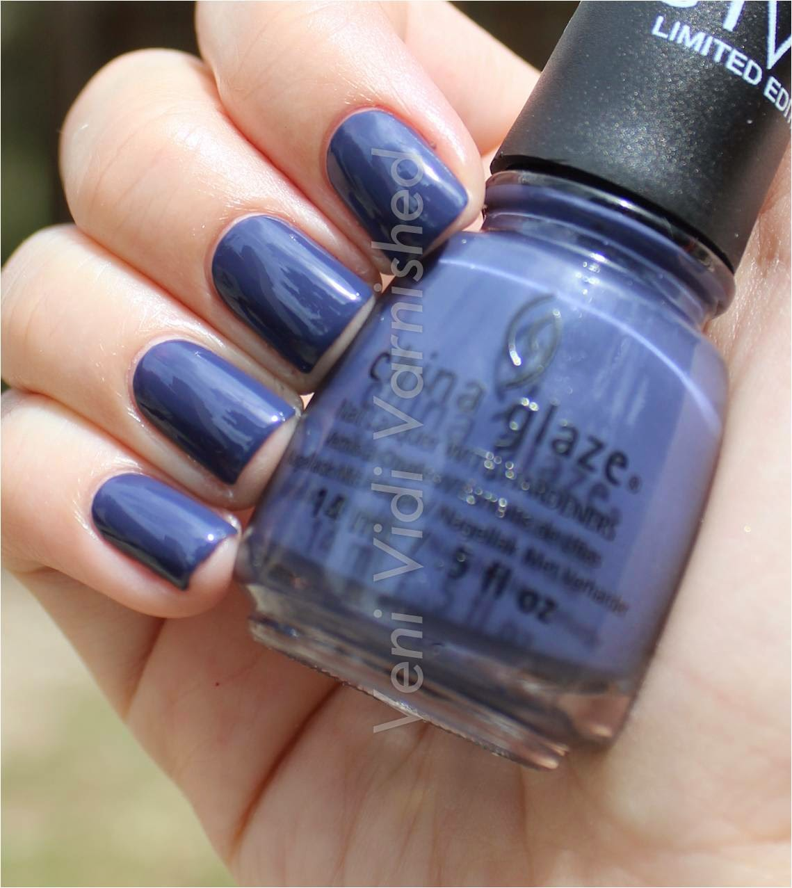 China Glaze Fall 2014 The Giver History of the World