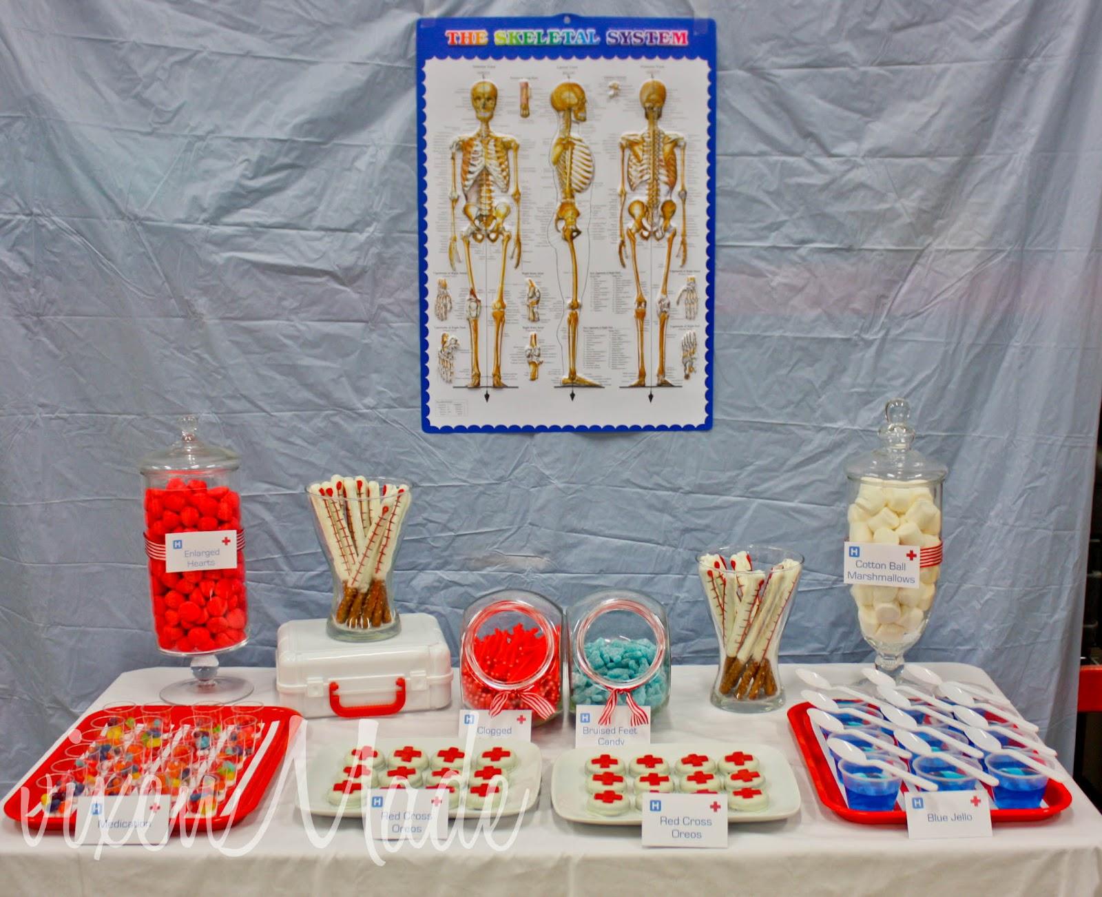 VixenMade Medical Party