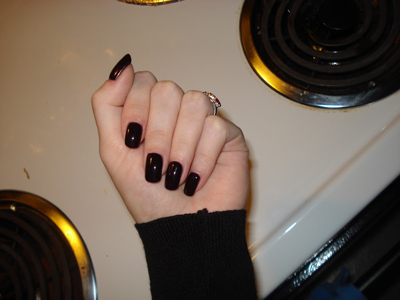 Gelish by Nail Harmony in Bella's Vampire title=