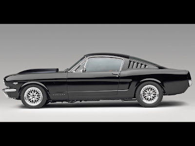 1965 Ford Mustang Fastback Cammer S