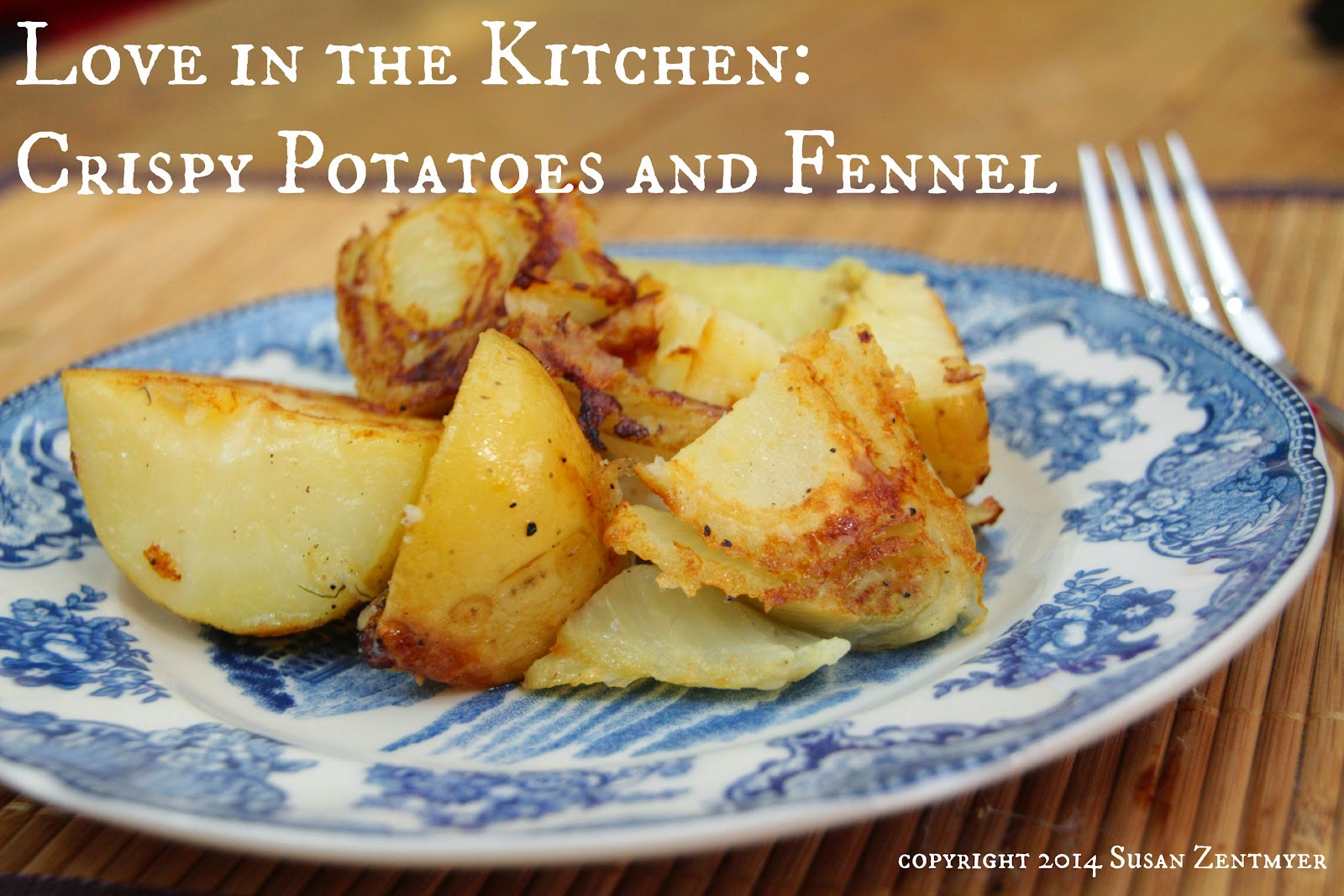 Roasted fennel and potatoes - Cook and Post