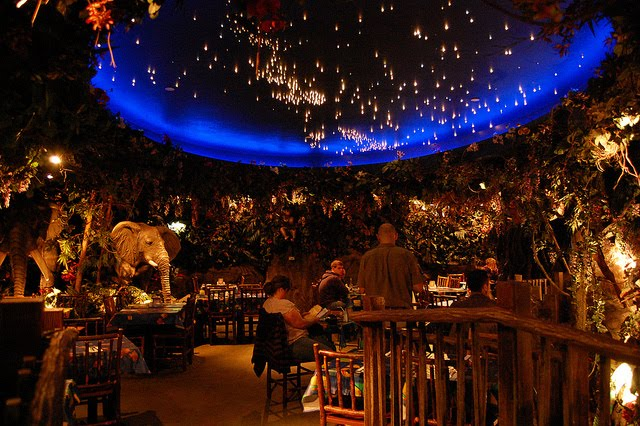 Rainforest cafe london london pinterest for Rainforest londra