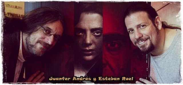 Musarañas, Juanfer Andrés, Esteban Roel