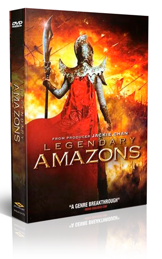 Amazonas Legendarias DVDR NTSC Español Latino