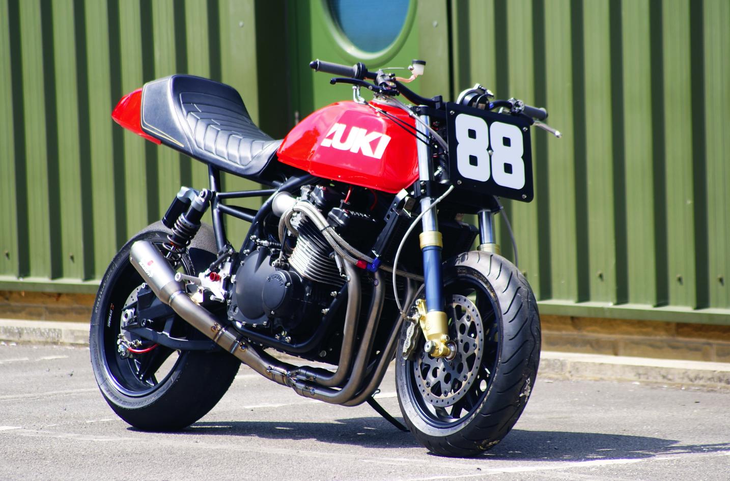 Suzuki Gsx By Racefit