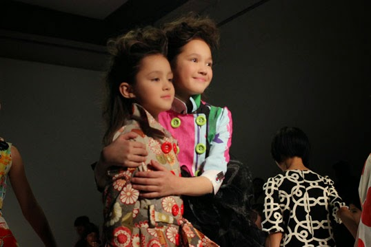 Chichi Mary | petitePARADE Fashion Show Spring/Summer 2015: Aria model