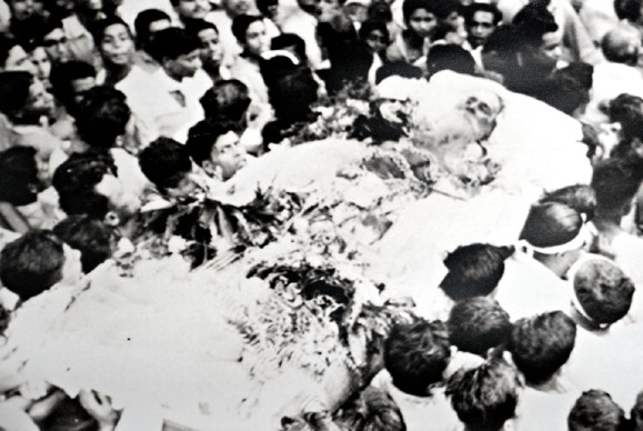 Image result for rabindranath tagore death
