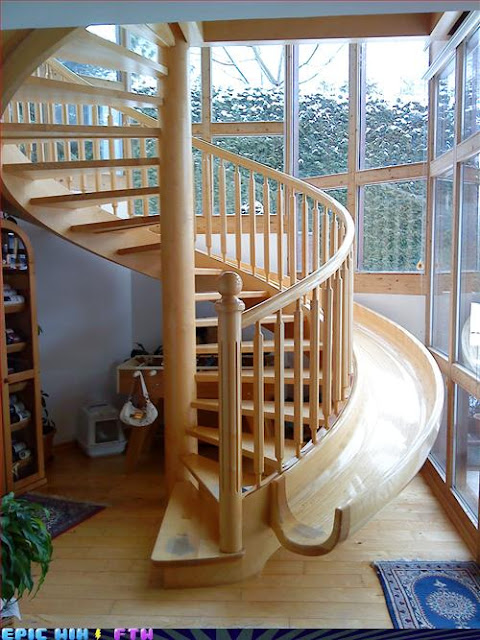 ESCALERAS TOBOGAN SLIDE STAIRS by escalerasbonitas.blogspot.com
